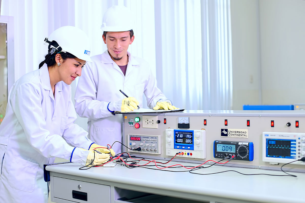 Dnde puede trabajar un ingeniero electrnico de Continental