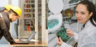 Ingeniería eléctrónica o Ingeniería eléctrica