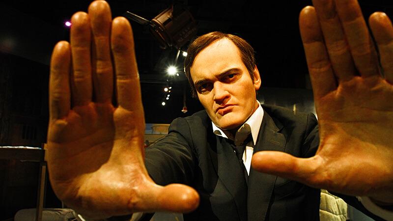 Quentin Tarantino   Características del director de cine   Universidad Continental