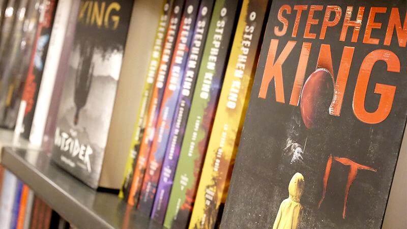 It Stephen King - Del libro a la pantalla grande   Universidad Continental