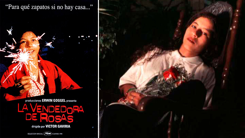 Vendedora de Rosas - Del libro a la pantalla grande   Universidad Continental