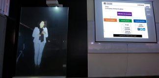 Tecnología Avatar: la experiencia de los hologramas en clase