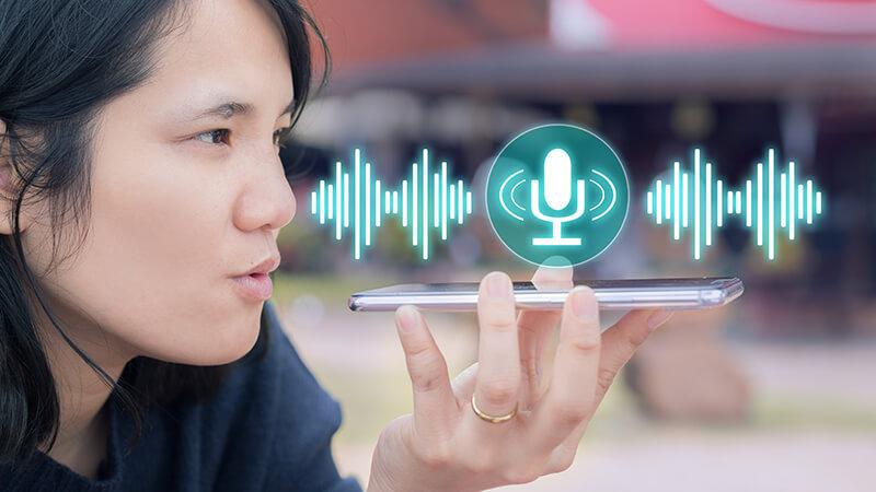 Búsqueda por voz | Predicciones y tendencias en marketing digital para el futuro | Universidad Continental