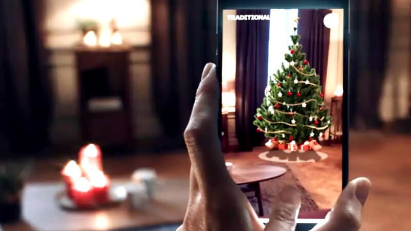 Ikea place realidad aumentada | Predicciones para el marketing digital en el 2020 | Universidad Continental