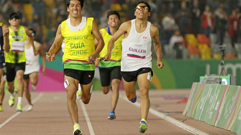 Rosbil Guillén: Futuro abogado, para atleta peruano y medallista panamericano | Universidad Continental