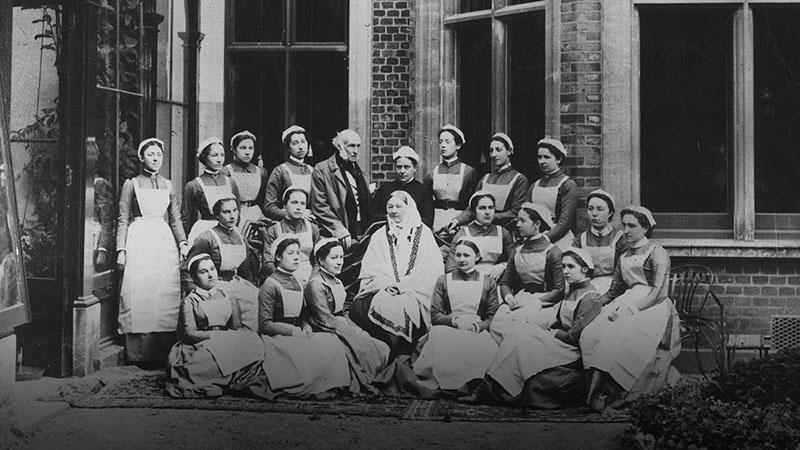 Florence Nightingale y su importancia en el Día de la Enfermería   Universidad Continental